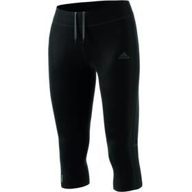 adidas Response Hardloop Shorts Dames zwart